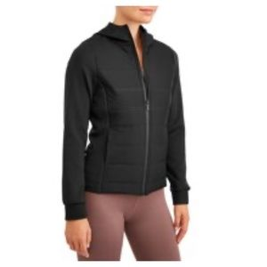 Avia Women's Athleisure Quilted Jacket
